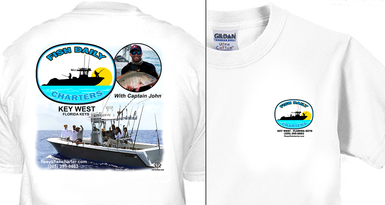 Fish Daily Charters