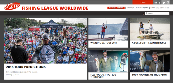 FISHING LEAGUE WORLDWIDE