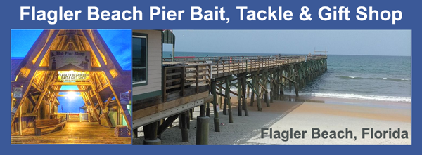 FLAGLER BEACH PIER BAIT, TACKLE & GIFT SHOP