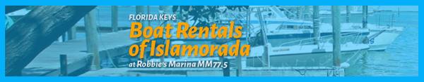 Florida Keys Boat Rentals of Islamorada