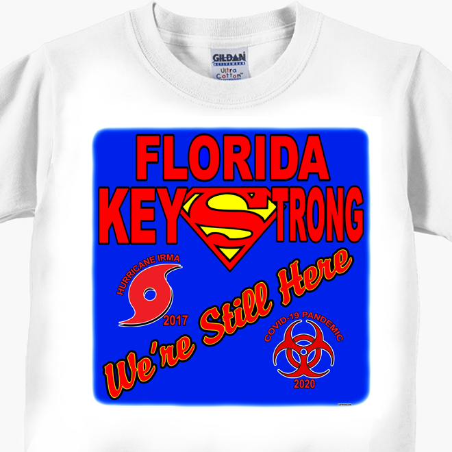Florida Keys Strong T-Shirt