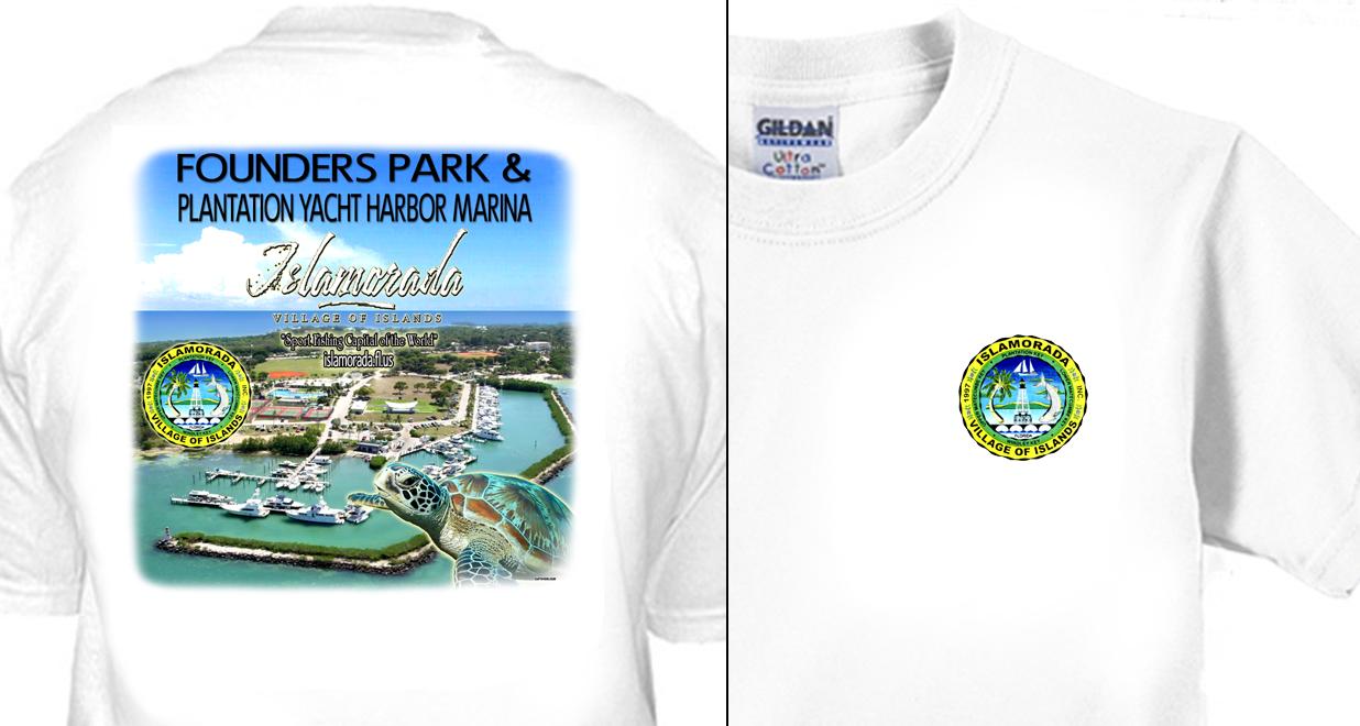 Founders Park & Plantation Yacht Harbor Marina