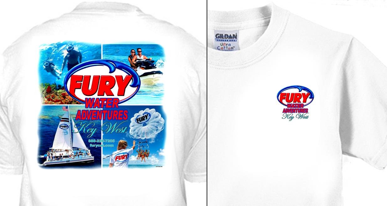 Fury Water Adventures of Key West
