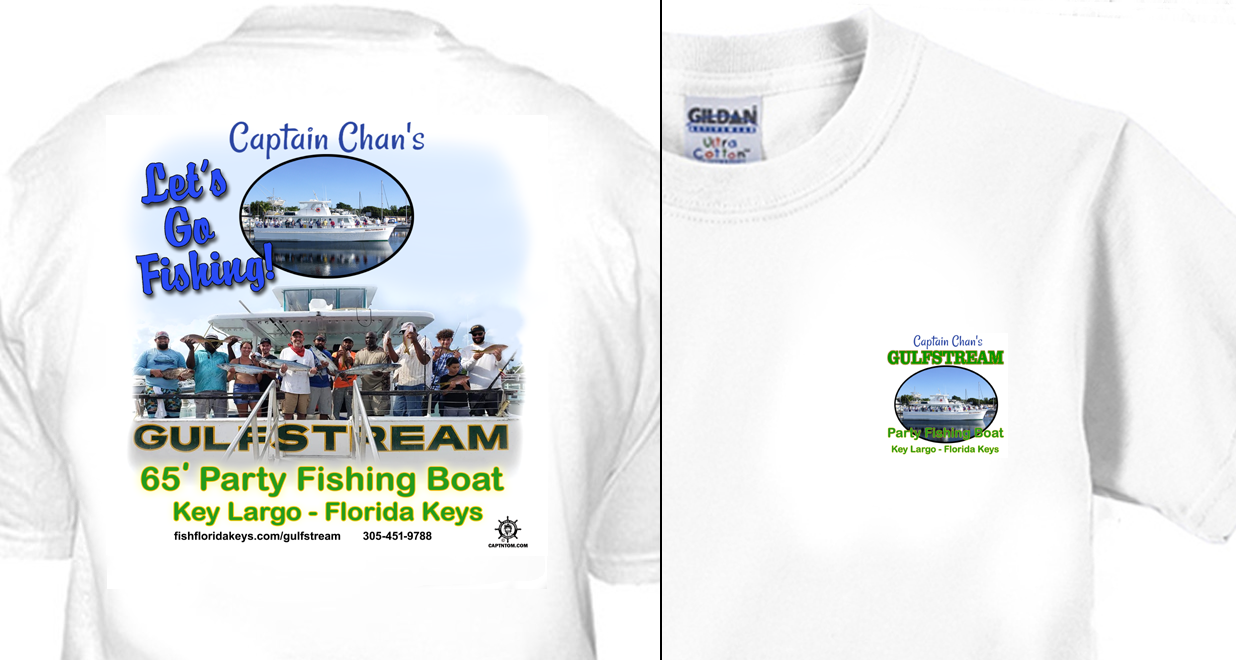 Gulfstream Party Fishing Boat