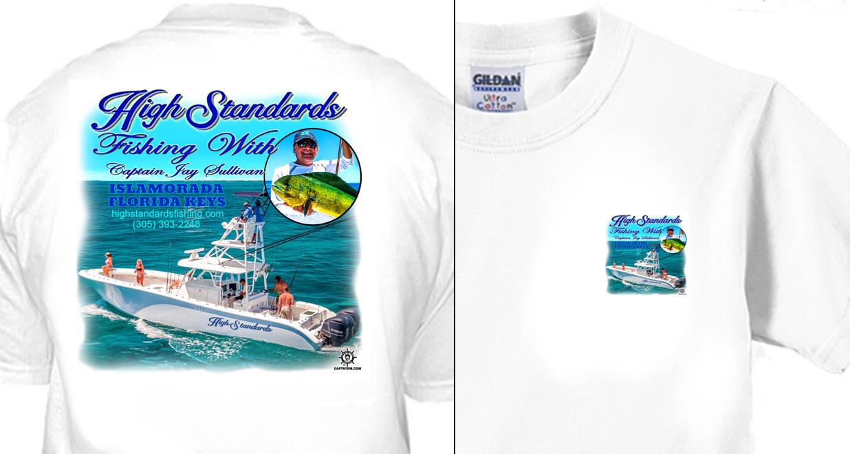 High Standards Fishing