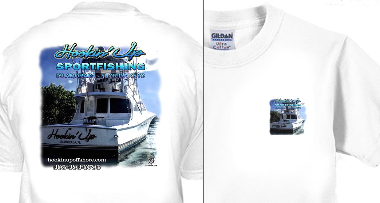 Hookin' Up Sportfishing