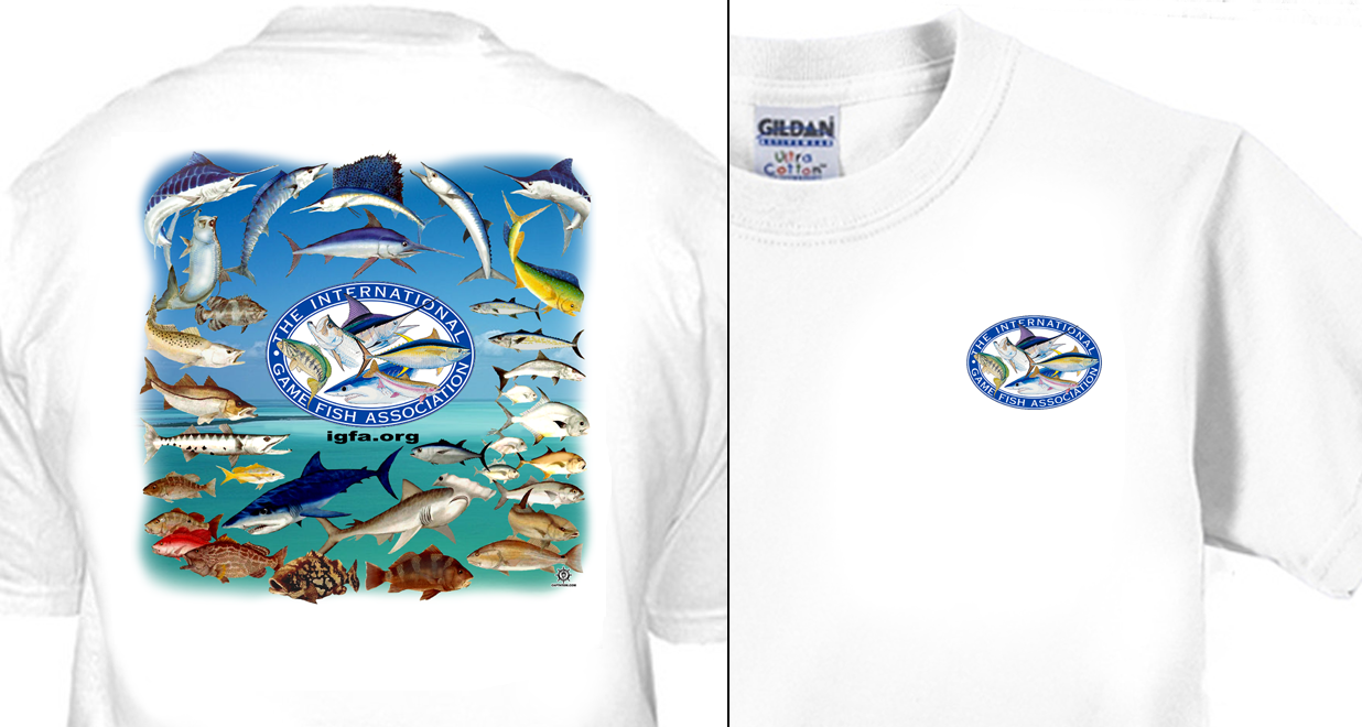 Design 1 - The International Game Fish Association