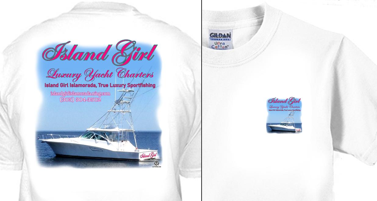 Island Girl Luxury Sportfishing