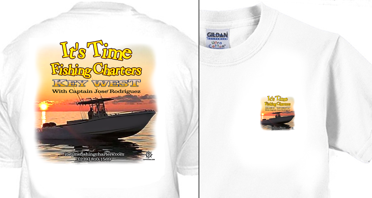 It's Time Fishing Charters