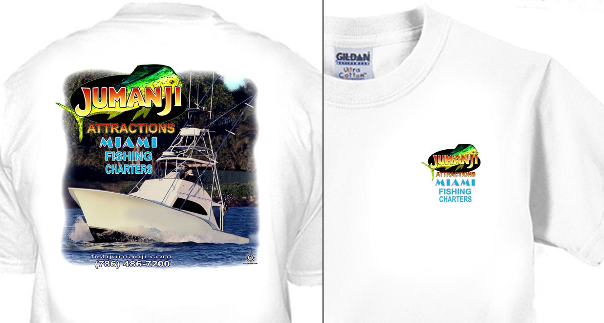 Jumanji Adventures Miami Fishing Charters