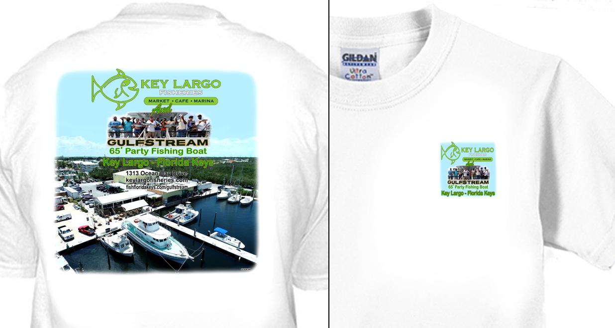 Key Largo Fisheries And Gulfstream Party Fishing Boat