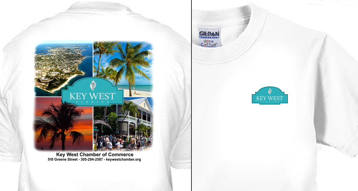 Key West Chamber of Commerce - Four Squares