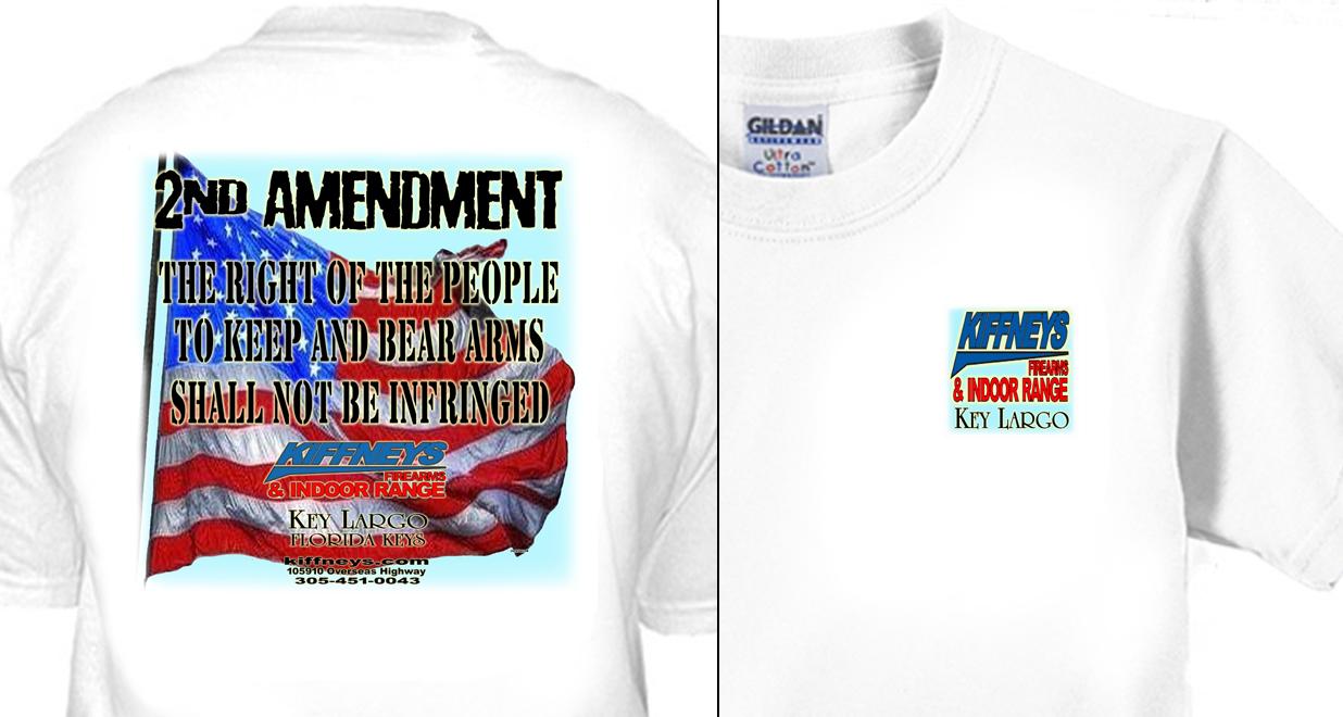 Kiffney's Firearms 2nd Amendment
