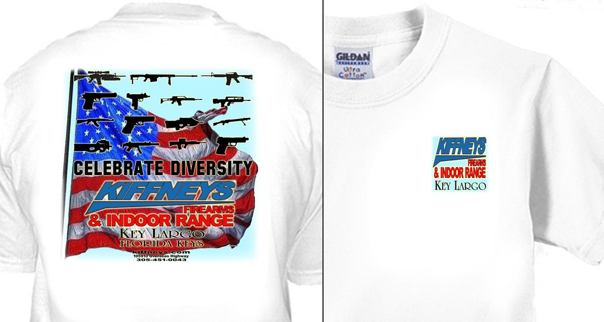 Kiffney's Firearms Celebrate Diversity