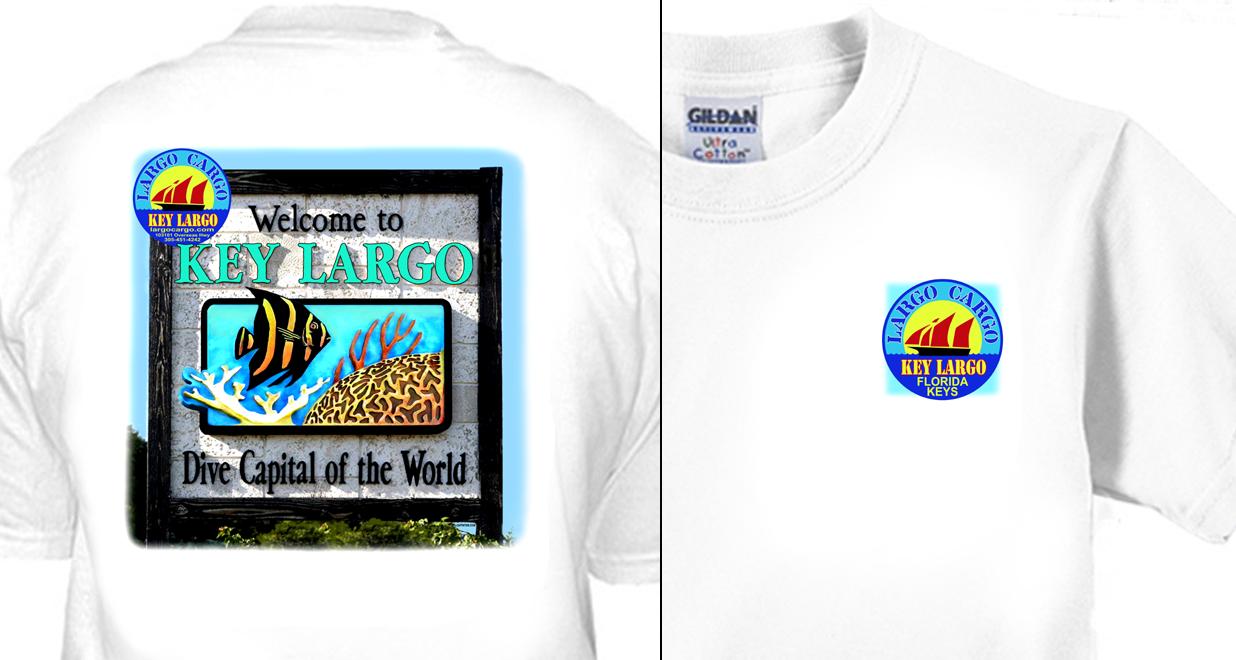 Largo Cargo - Key Largo Dive Capital of the World
