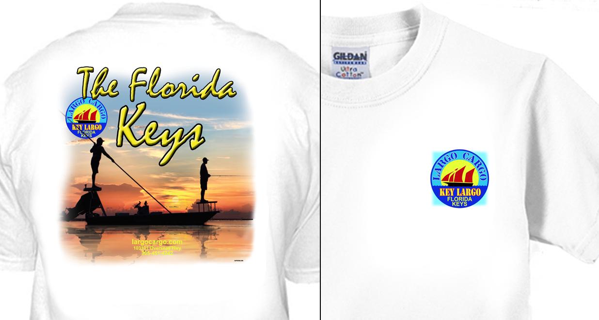 Largo Cargo - Florida Keys Flats Fishing