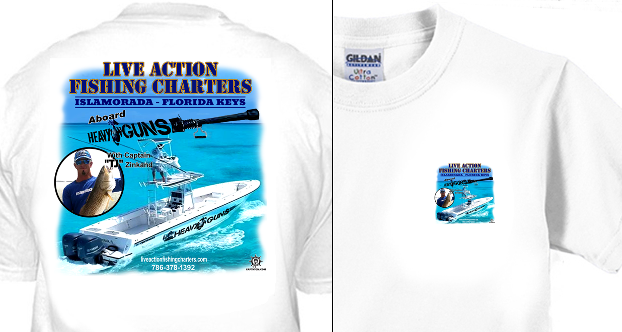 Live Action Fishing Charters