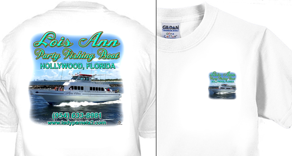 Lois Ann Party Fishing Boat