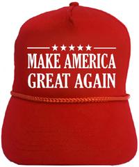 Make America Great Again Cap