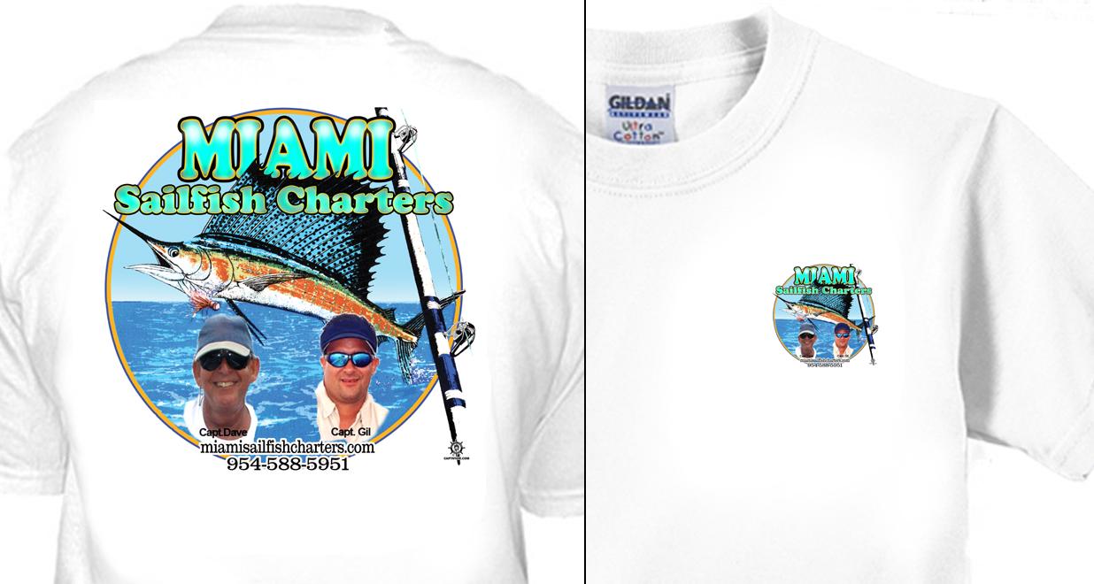 Miami Sailfish Charters