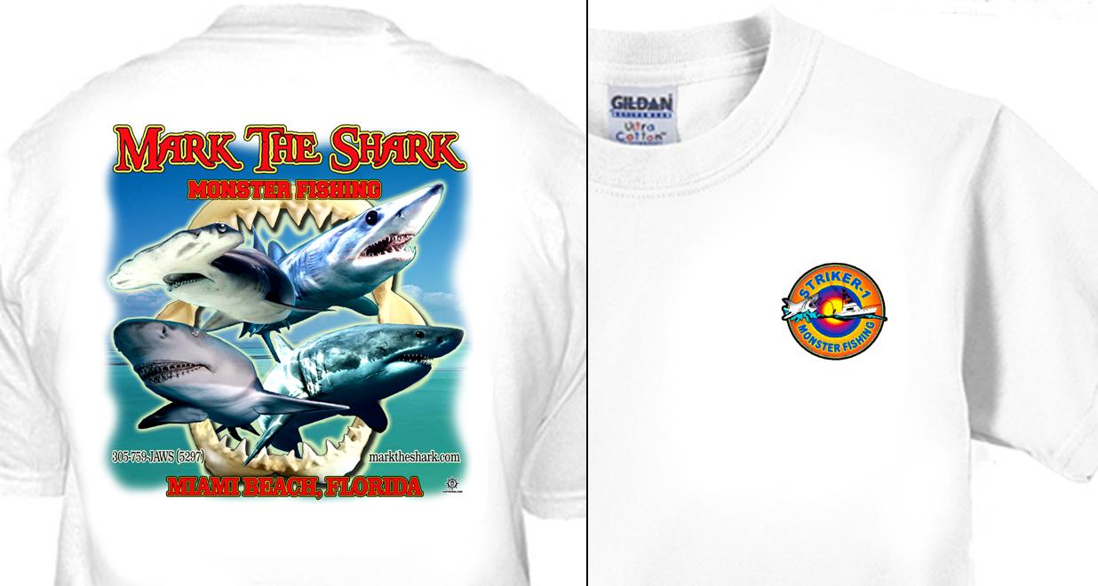 Mark The Shark - Monster Fishing