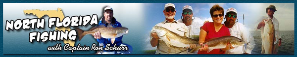 NORTH FLORIDA FISHING CHARTERS