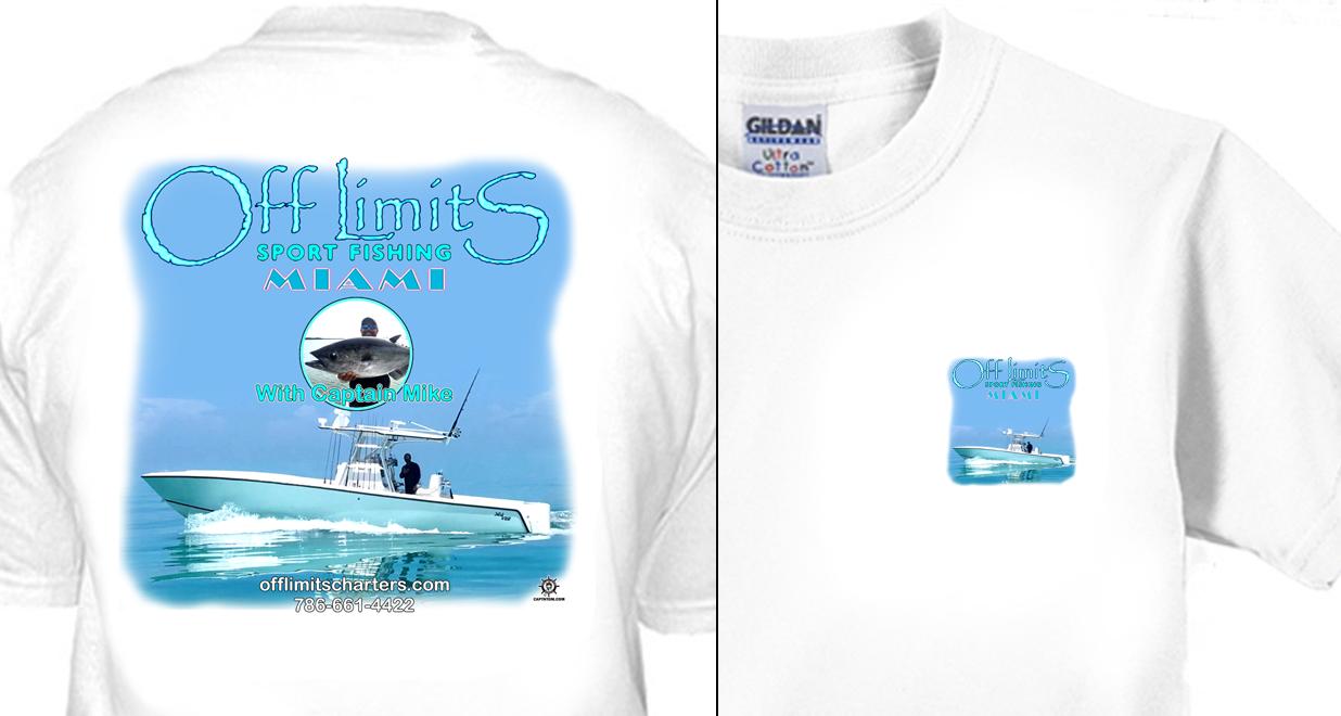 Off Limits Sport Fishing Charters