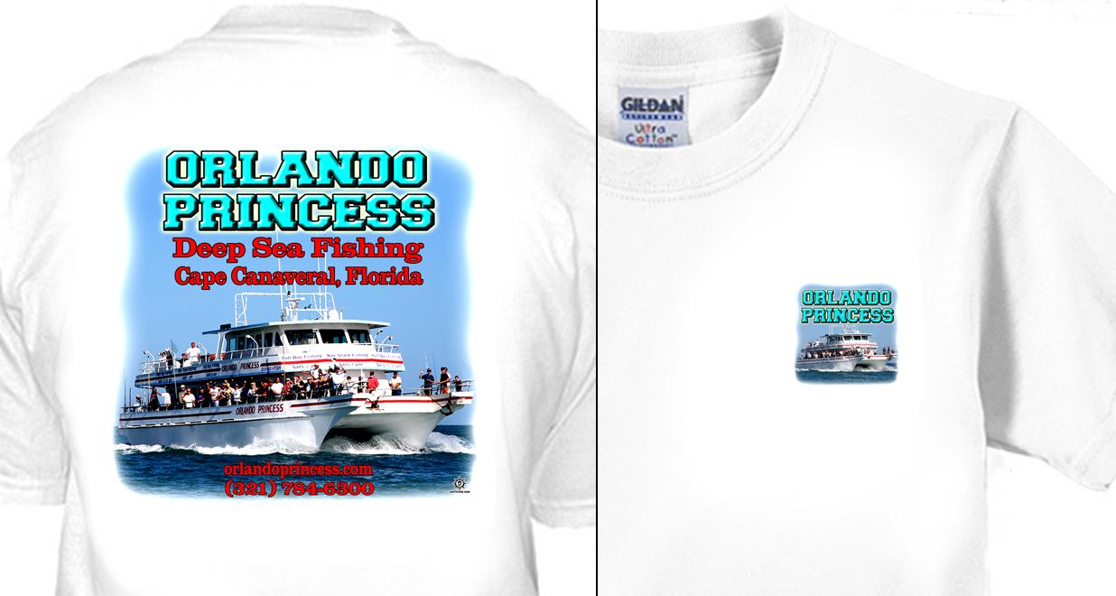 Orlando Princess Deep Sea Fishing