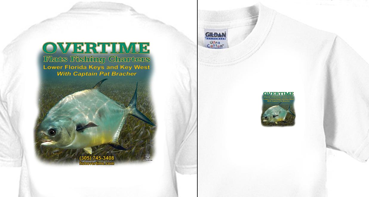 Overtime Flats Fishing Charters