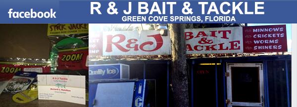 R & J BAIT & TACKLE