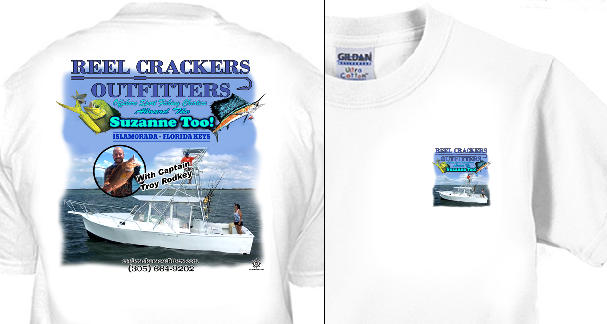 Reel Crackers Outfitters