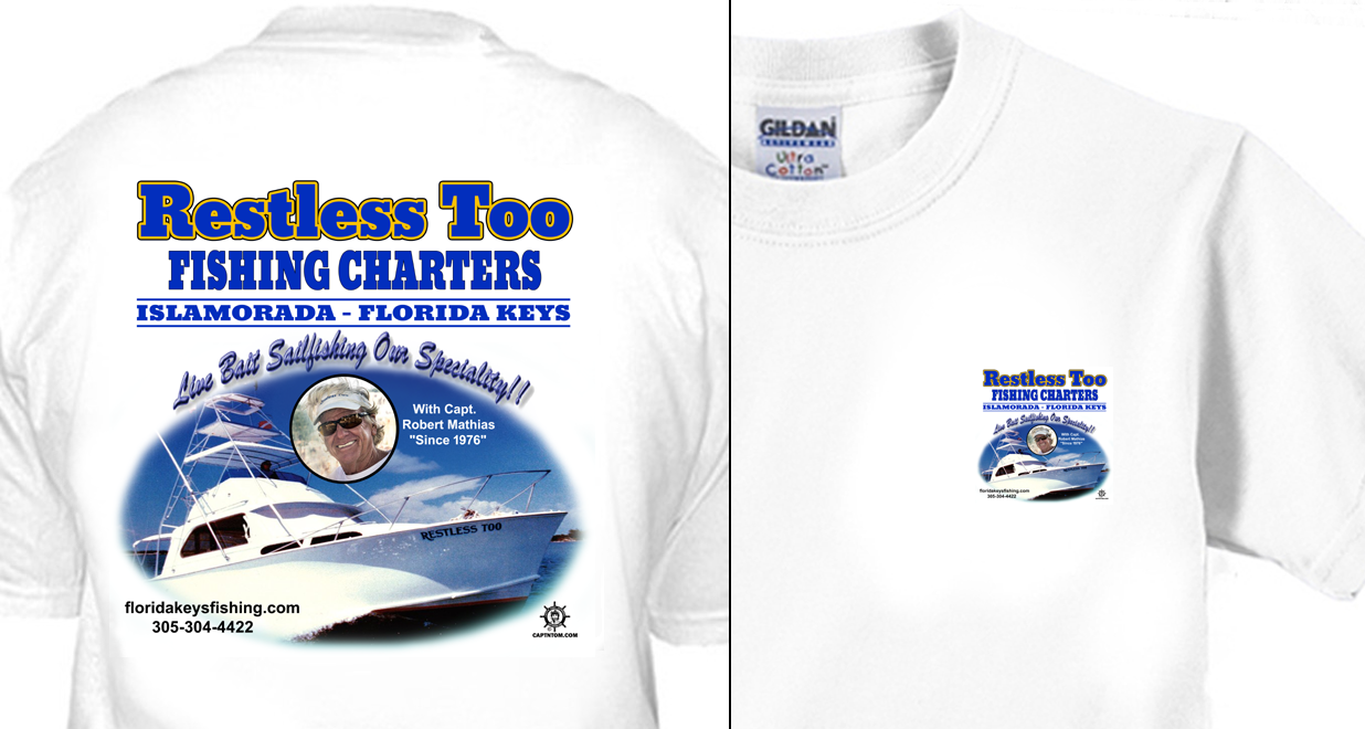 Restless Too Fishing Charters
