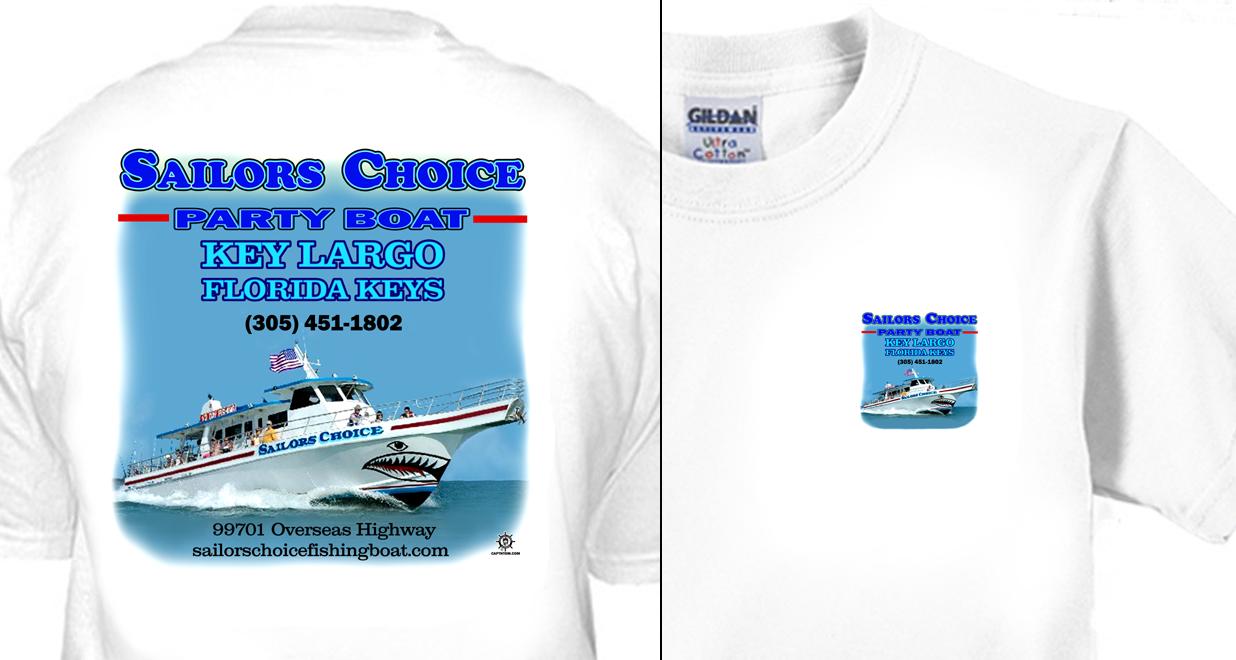 Sailors Choice Fishing Boat