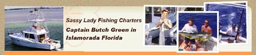 Sassy Lady Fishing Charters