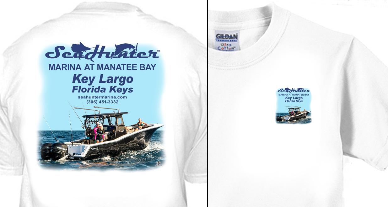 Sea Hunter Marina