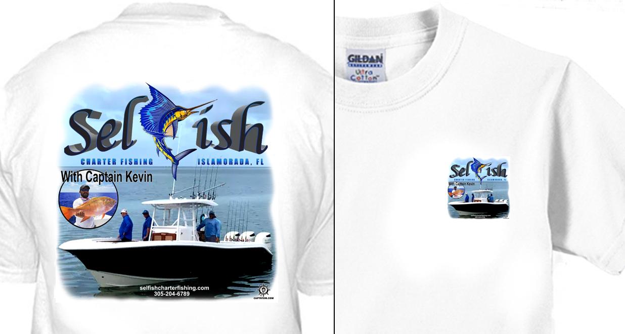 Selfish Charter Fishing