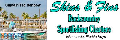 Skins & Fins Backcountry Sportfishing Charters