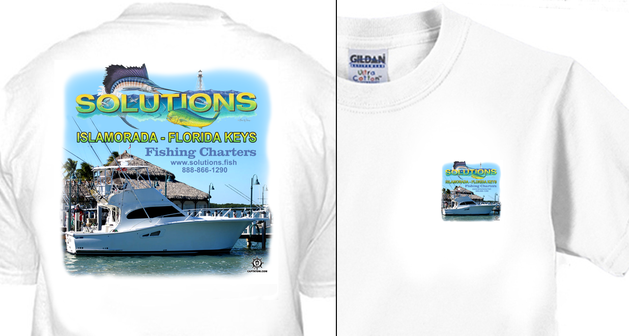 Solutions Fishing Charters