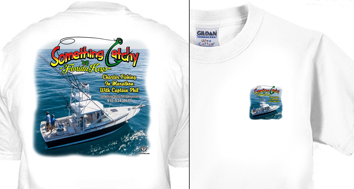 Something Catchy Fishing Charters