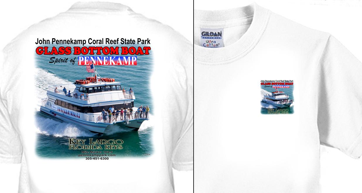 Spirit of Pennekamp Glass Bottom Boat