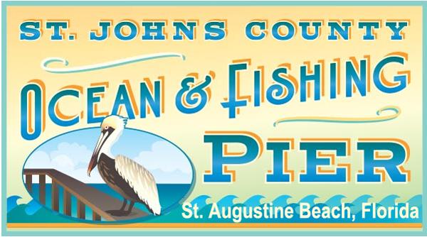 ST JOHNS COUNTY OCEAN FISHING PIER