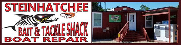 STEINHATCHEE BAIT & TACKLE SHACK AND BOAT REPAIR