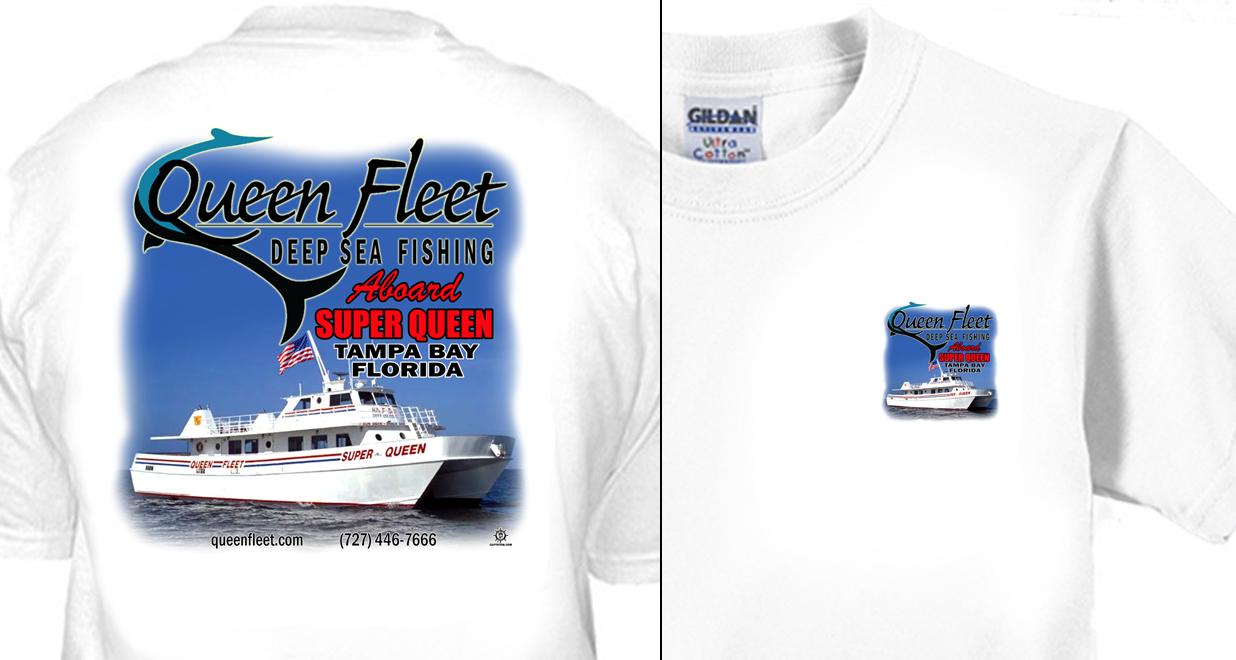 Queen Fleet Deep Sea Fishing - Super Queen