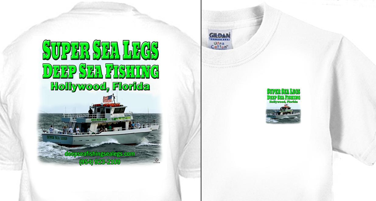 Super Sea Legs Deep Sea Fishing