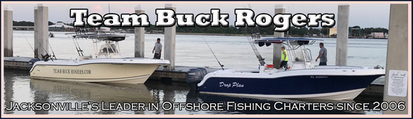 Team Buck Rogers Jacksonville Offshore Fishing Charters