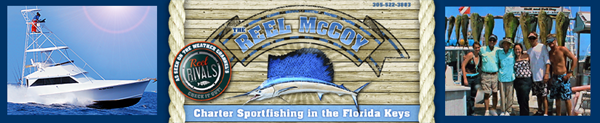 The Reel McCoy Fishing Charters