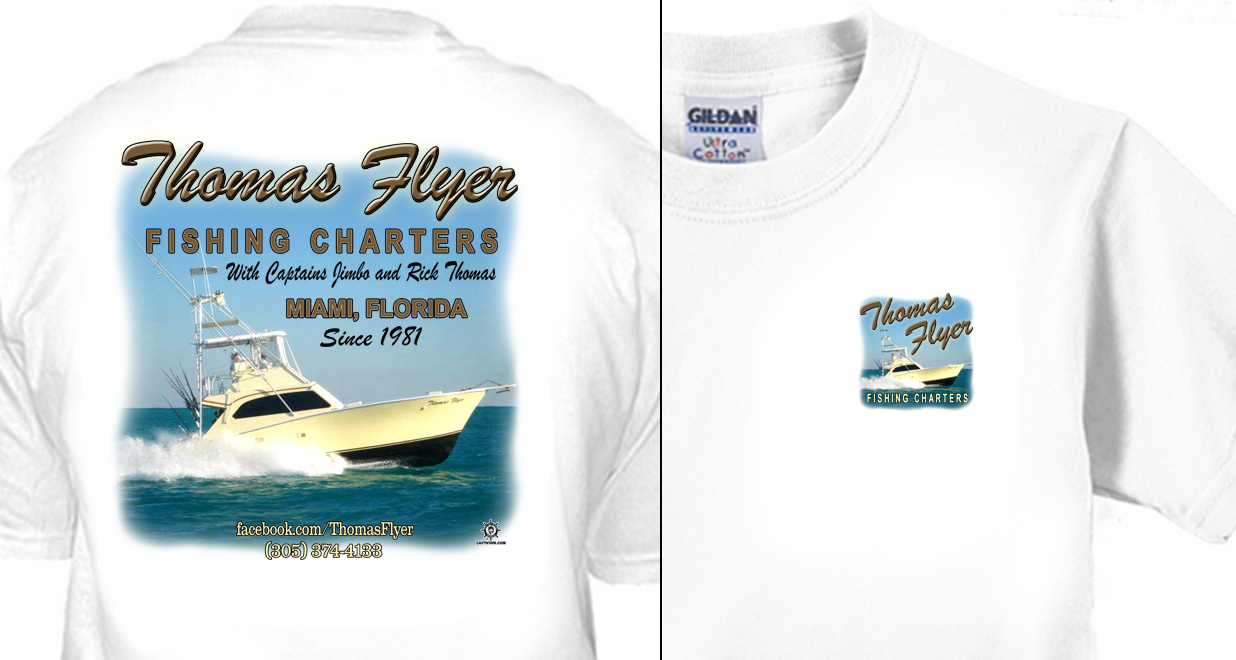 Thomas Flyer Fishing Charters