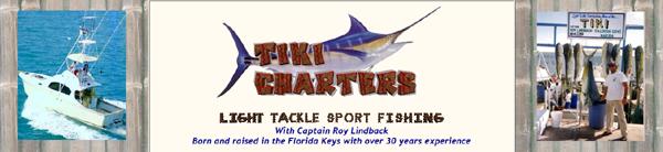 Tiki Charters