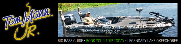 Tom Mann Jr. Big Bass Guide