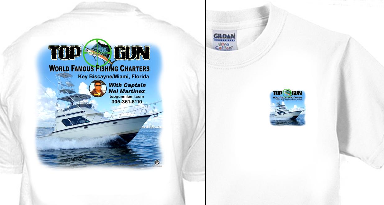 Top Gun World Famous  Fishing Charters